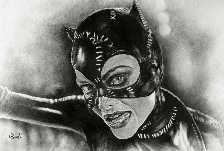 Michelle Pfeiffer por boonie1974